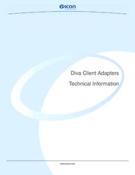 Dialogic DIVA Pro PCI  ISDN Card(Europe). 305-189-03 User Manual
