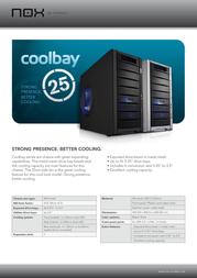 NOX Coolbay 25 NOXCBAYN25 Leaflet
