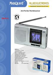 Marquant MWR-31 Leaflet