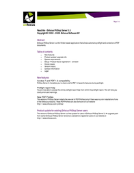 Enfocus PitStop Server LEV2-EDU User Manual