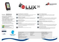 Falk LUX 30 1673780000 Leaflet
