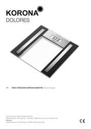 Korona Dolores 73917 Data Sheet
