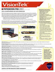 VisionTek 900689 Leaflet