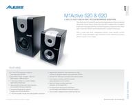 Numark M1 ACTIVE 520 Leaflet