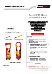 Thrustmaster 4160570 Leaflet
