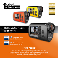 Rollei Actioncam Action Cam 5040261 S 30 5040261 Data Sheet