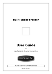 Rangemaster U110120 - 01A User Manual