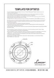 Lanzar OPTIBT25 Leaflet