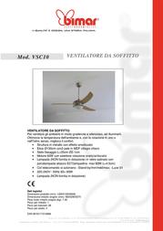 Bimar VSC10 PF.VSC10 Leaflet