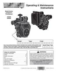 Vanguard 540000 User Manual