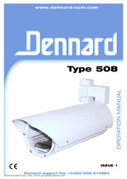 Guardian Technologies DENNARD 508 User Manual