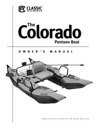 Classic Accessories Colorado User Manual
