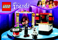 Lego Friends 41001 MIAS Magic Show 6024546 User Manual