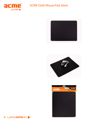 Acme Made 065271 Leaflet