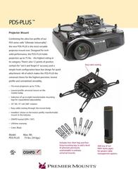 Premier PDS-PLUS Leaflet