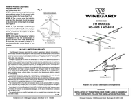 Winegard HD-6010 Leaflet