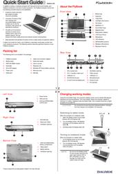 Dialogue a33i Quick Setup Guide