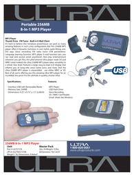 Ultra ult31576 User Manual