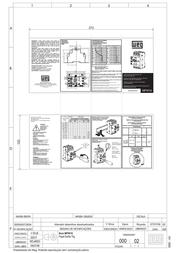 Weg MPW16-3-U004 Engine Protective Switch MPW16-3-U004 Data Sheet