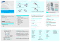 Telfort Prepaypack Samsung X500 K1024CG Leaflet