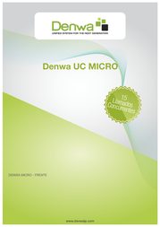 DENWA DW-MiA8 DW-MIA8 User Manual