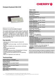 TDCZ G84-4100 G84-4100LCMDE-2 User Manual