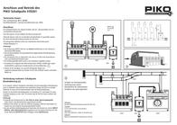 Piko G 35261 G Switching panel 35261 Data Sheet