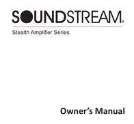 Soundstream 1200d User Guide