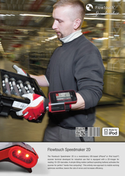 Flowgistics Speedmaker Wristband M, 10-pack 101058 Leaflet