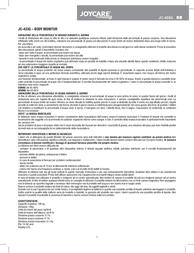 Joycare JC-433 User Manual
