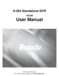 Zmodo H.264 User Manual