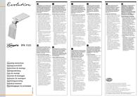Havoned EFK 1325 - Under cabinet support 8323254 Leaflet