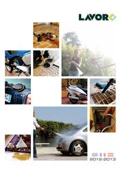 Lavorwash Venti X 8.228.0002 User Manual
