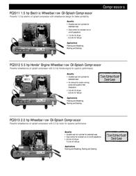 Honda PC2011 Leaflet