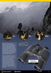 National Geographic 8-24x50 Porro 9064000 Data Sheet