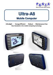 PENTA Ultra-A8 ULT-08-A16-001 User Manual