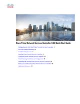 Cisco Cisco Prime Network Services Controller 3.0 Installation Guide