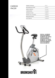 Accell CARDIO PACER User Manual