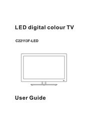 Cello C22113F-LED User Manual