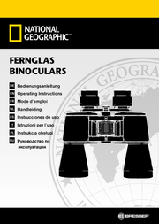 National Geographic 7x50 9019000 Data Sheet