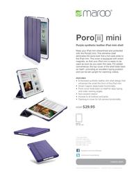 Maroo MII-122 Leaflet