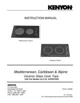 Kenyon B41511 User Manual