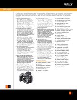 Specification Guide