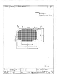 Crc Kontakt Chemie Experimental boards (L x W) 80 mm x 52 mm Grid pitch 2.54 mm 98003C12 Data Sheet