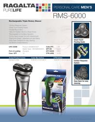 Ragalta RMS-6000 Leaflet