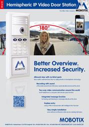 Mobotix MX-T24M MX-T24M-SEC-D11-DG User Manual