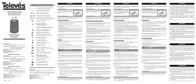 Dantax Televs 7245 1503 Leaflet