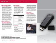 Sierra Wireless Compass 885 TEL-DATA-00004 Leaflet