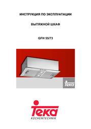 Teka GFH 55 User Manual