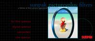 SUNPAK CF-7061-CP User Manual